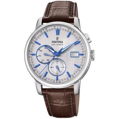 Festina - Orologio uomo Festina Collezione  Timeless Chronograph