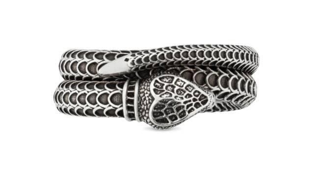 anello-serpente-gucci-garden-in-argento